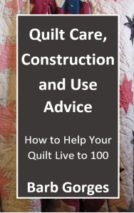 Quilt Care book cover